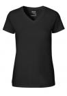 Neutral ECO V-Neck T-shirt Dam
